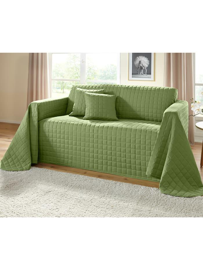 Webschatz Overkastserie, grønn