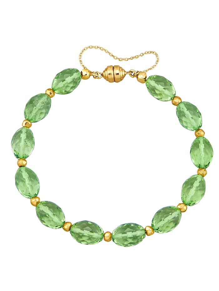 Sogni d'Oro Armband, Groen