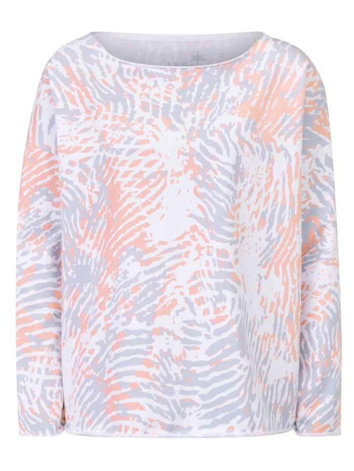 JUVIA Sweatshirt, Multicolor