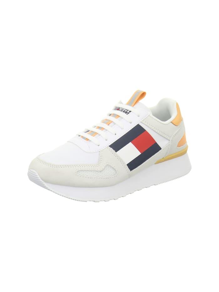 TOMMY HILFIGER Sneakers, weiß