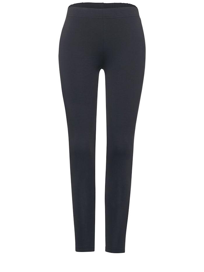 Cecil Sportive Leggings, carbon grey
