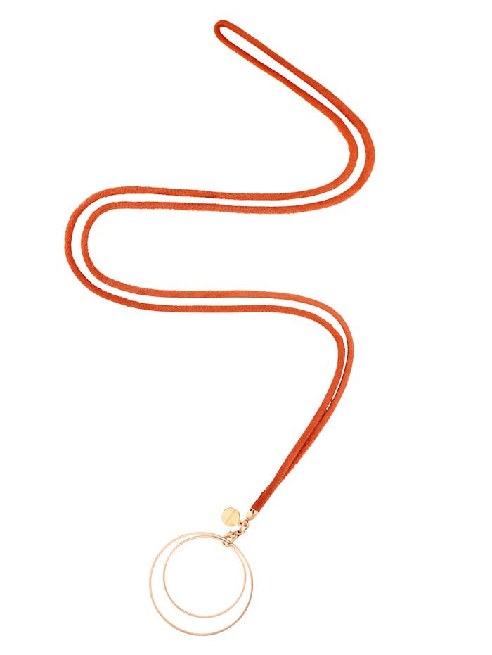KATHY Halskette, Orange