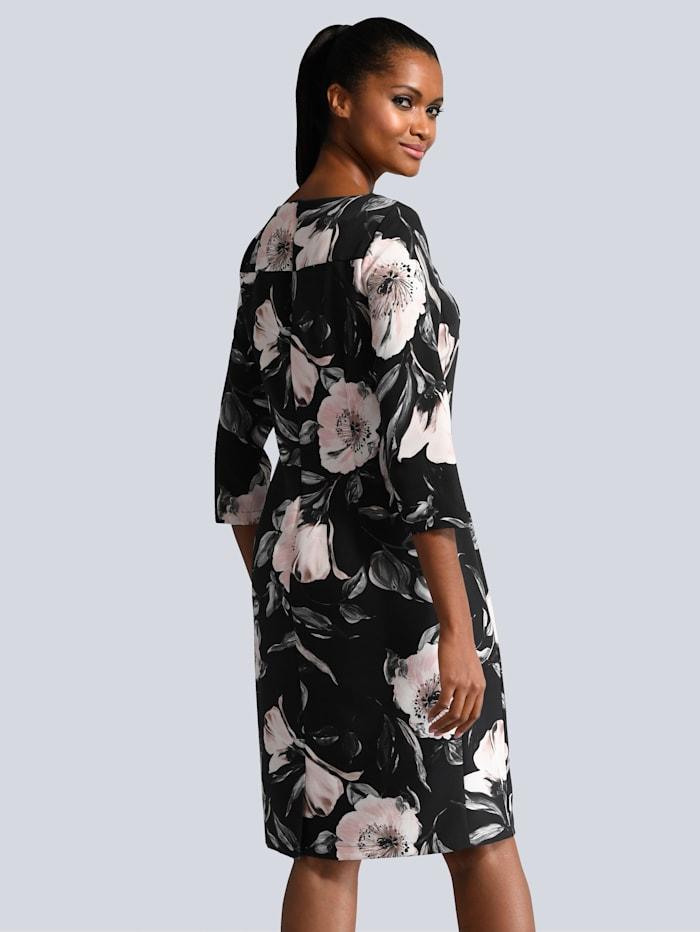 Kleid Wunderschönes Druckkleid