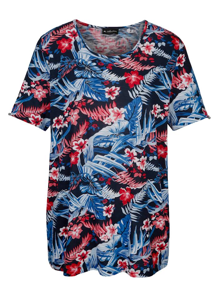 Shirt mit schönem Druckmuster