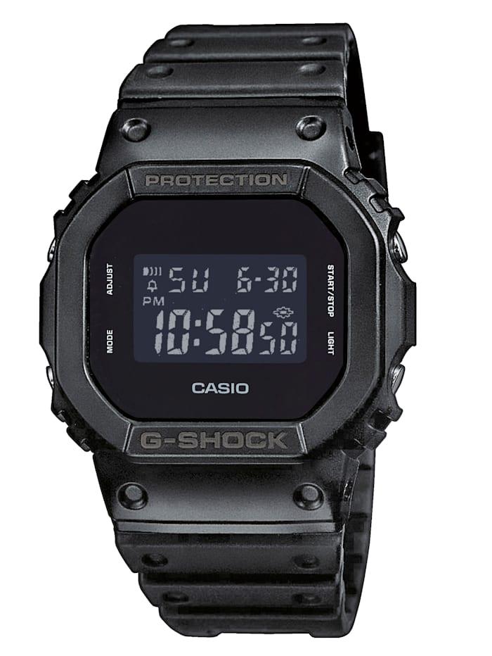 Casio Herrenuhr-Chronograph DW-5600BB-1ER, Schwarz