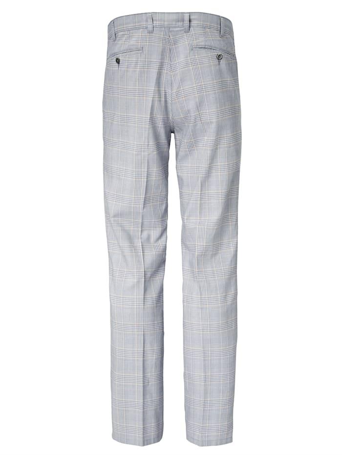 Pantalon en lin mélangé estival et léger