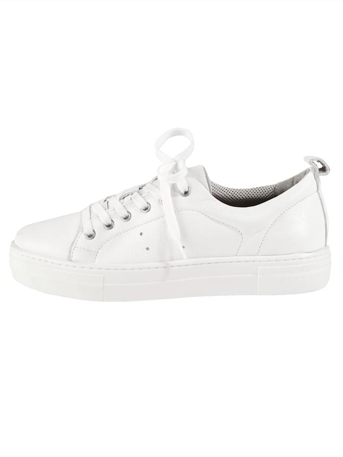 Sneakers à plateau de style tendance
