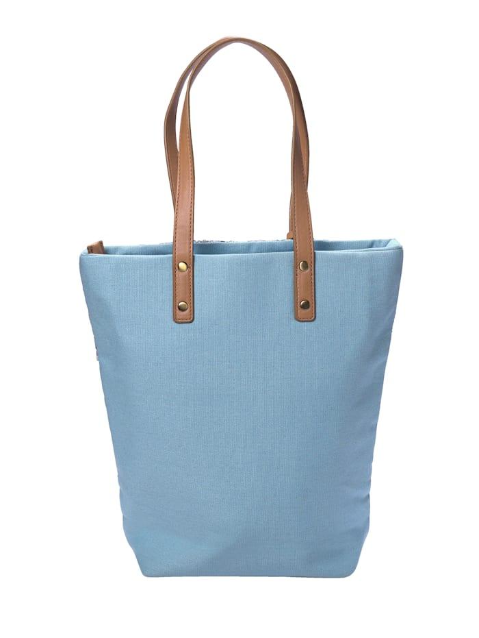 Handväska med spets