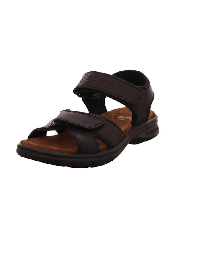 Panama Jack Sandalen, schwarz