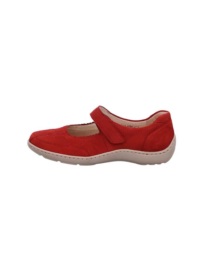 Damen Slipper in rot