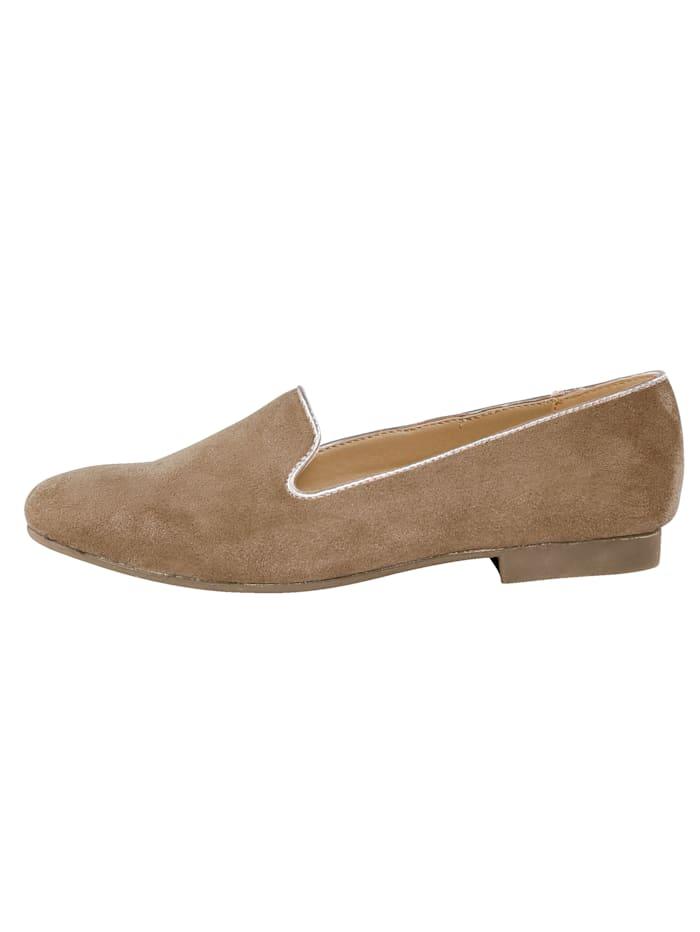 Instapper in pantoffelmodel
