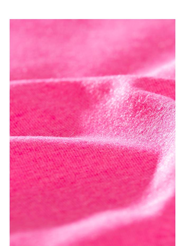 Damen T-Shirt DELUXE Baumwolle mit Swarovski® Kristallen