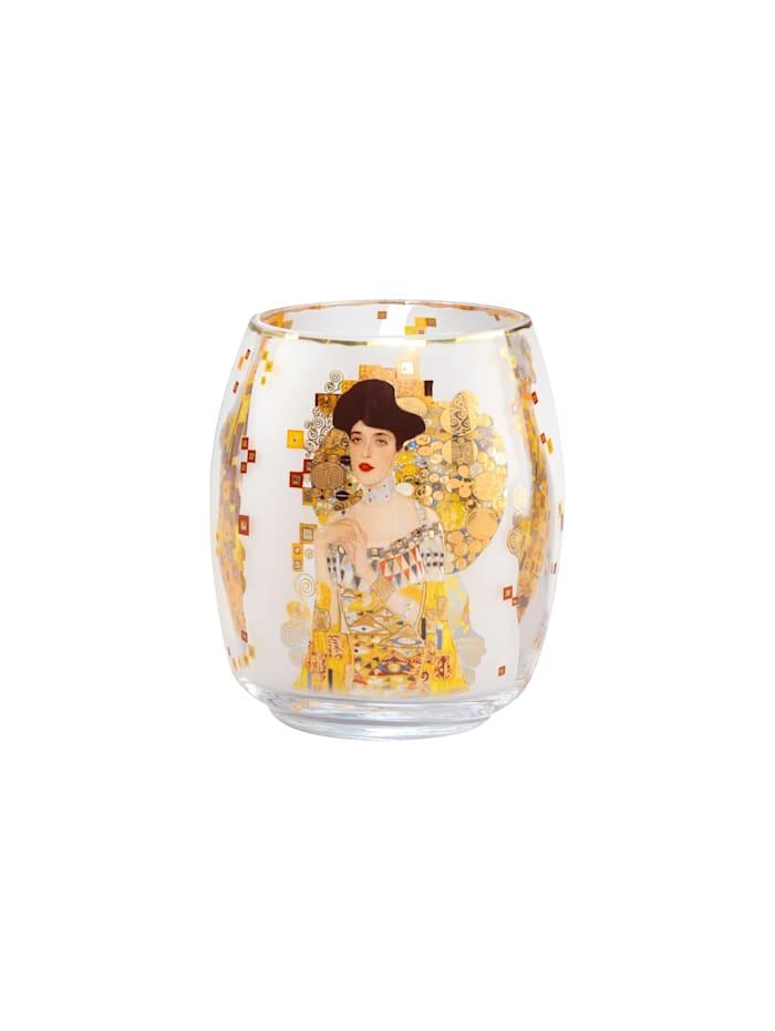 Goebel Goebel Windlicht Gustav Klimt - Adele Bloch-Bauer, Klimt - Adele