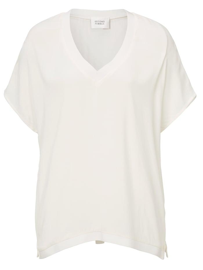 SECOND FEMALE Shirt, Weiß