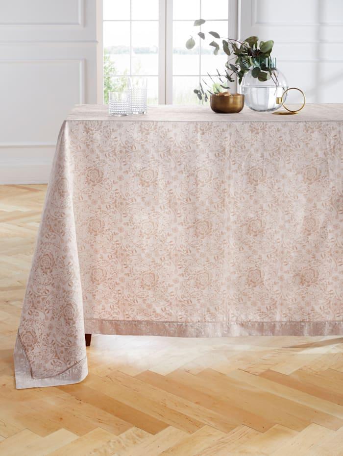 Webschatz Tischwäsche 'Beril', beige