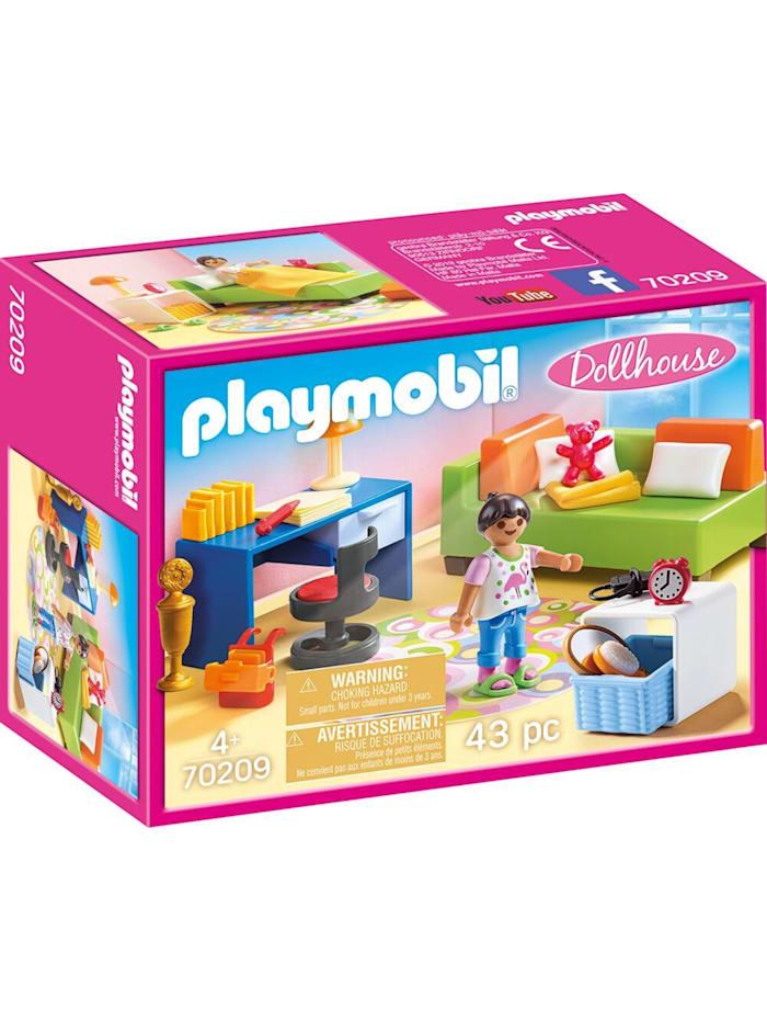 PLAYMOBIL Konstruktionsspielzeug Jugendzimmer, Bunt