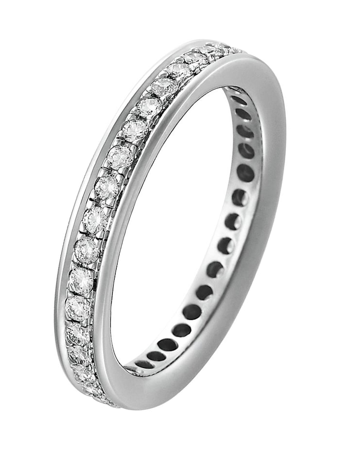 CHRIST Diamonds CHRIST Diamonds Damen-Damenring Diamant, weißgold