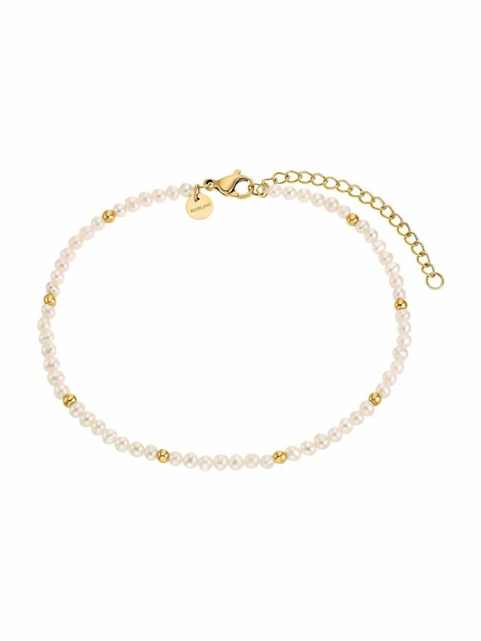 Noelani Fußkette für Damen, Edelstahl IP Gold, Gold