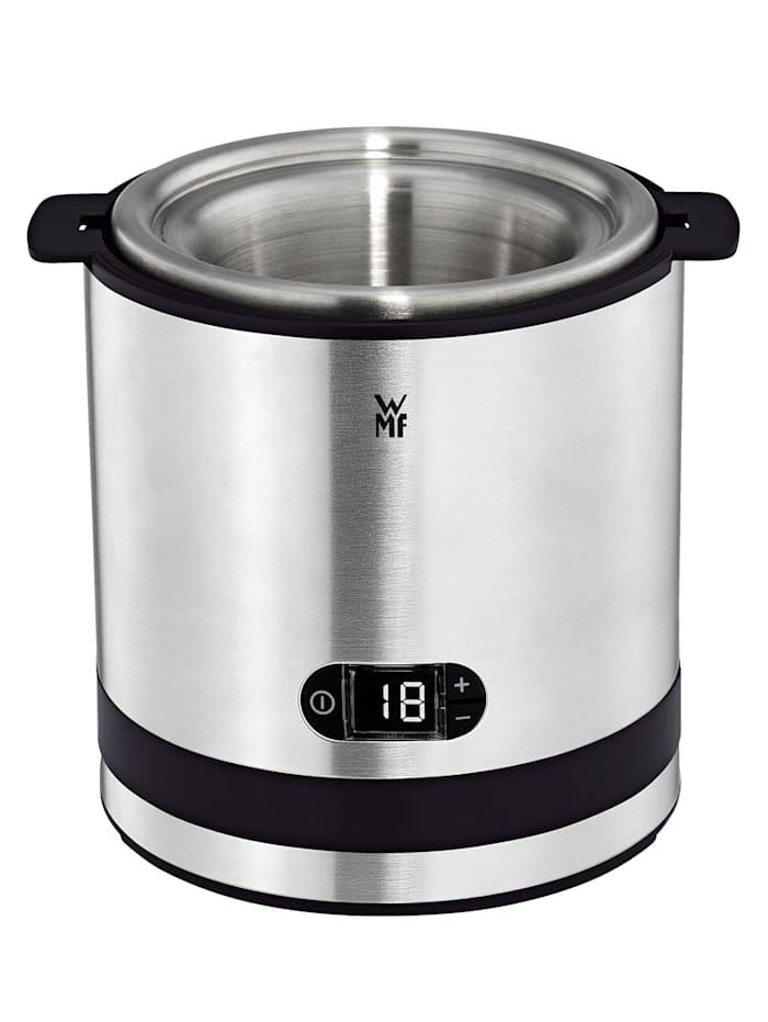 WMF 3in1 Eismaschine Küchenminis, silber