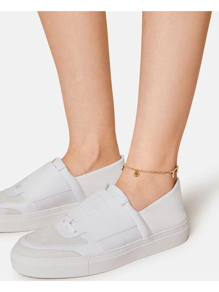 Liebeskind Damen-Fußkette Edelstahl