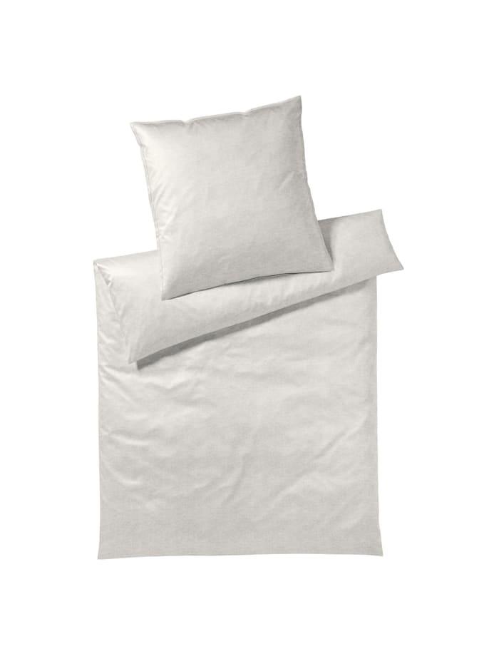 Covered Bettwäsche Solid, beige