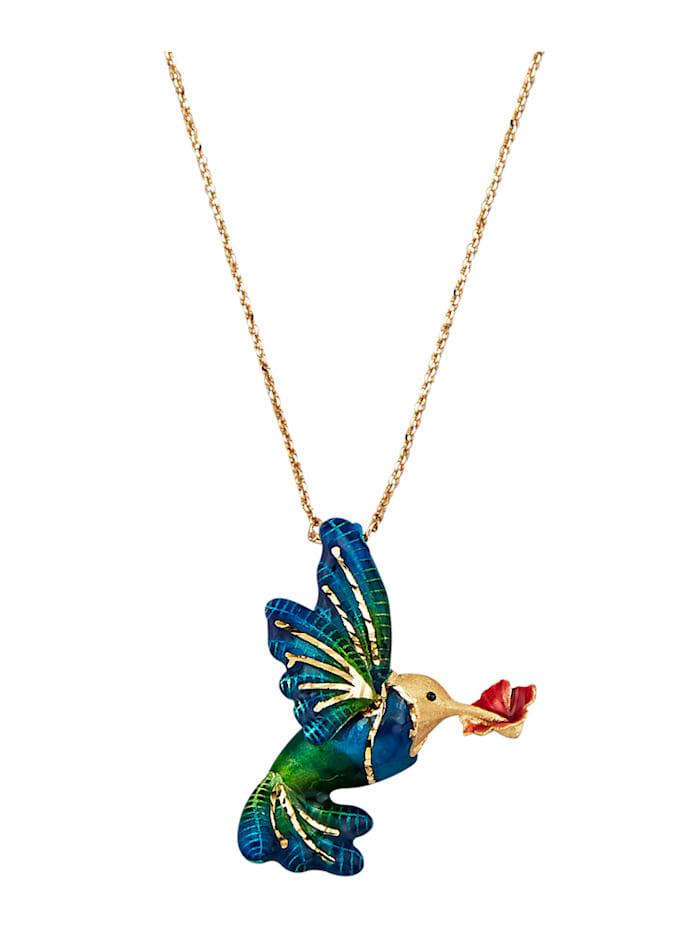Kolibri-Collier
