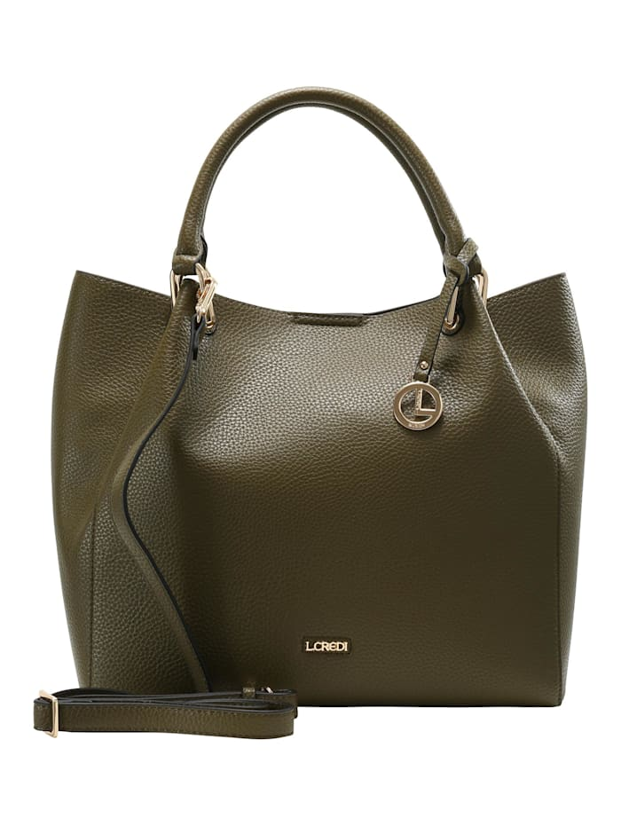 L.Credi Shopper Ember Shopper, khaki