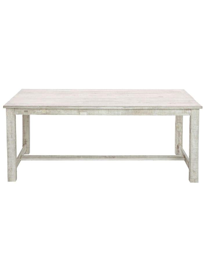 Outdoor-Tischseitenteile, 2-tlg.