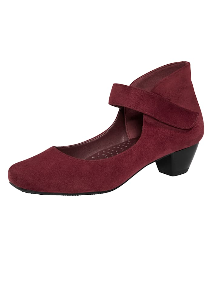 Julietta Pumps, Bordeaux