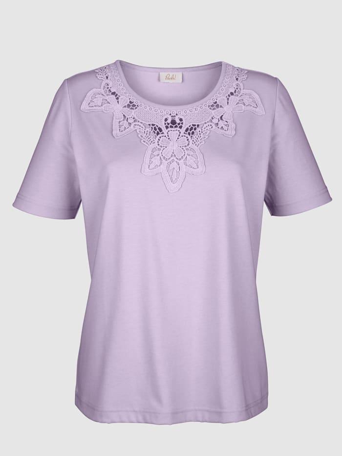 Shirt met kant