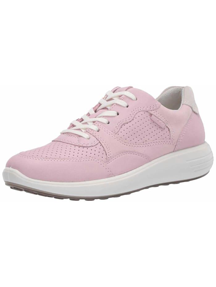 Ecco Sneakers, Rosa