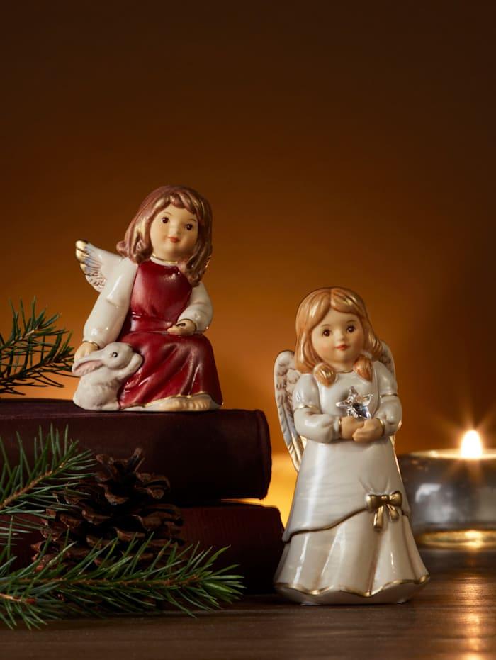 Koriste-enkeli ja pupu