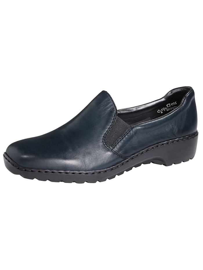 Nahkaiset Rieker-kengät