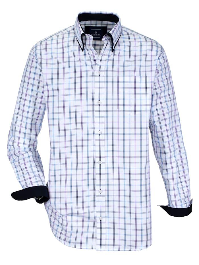 Hemd mit Doppelkragen