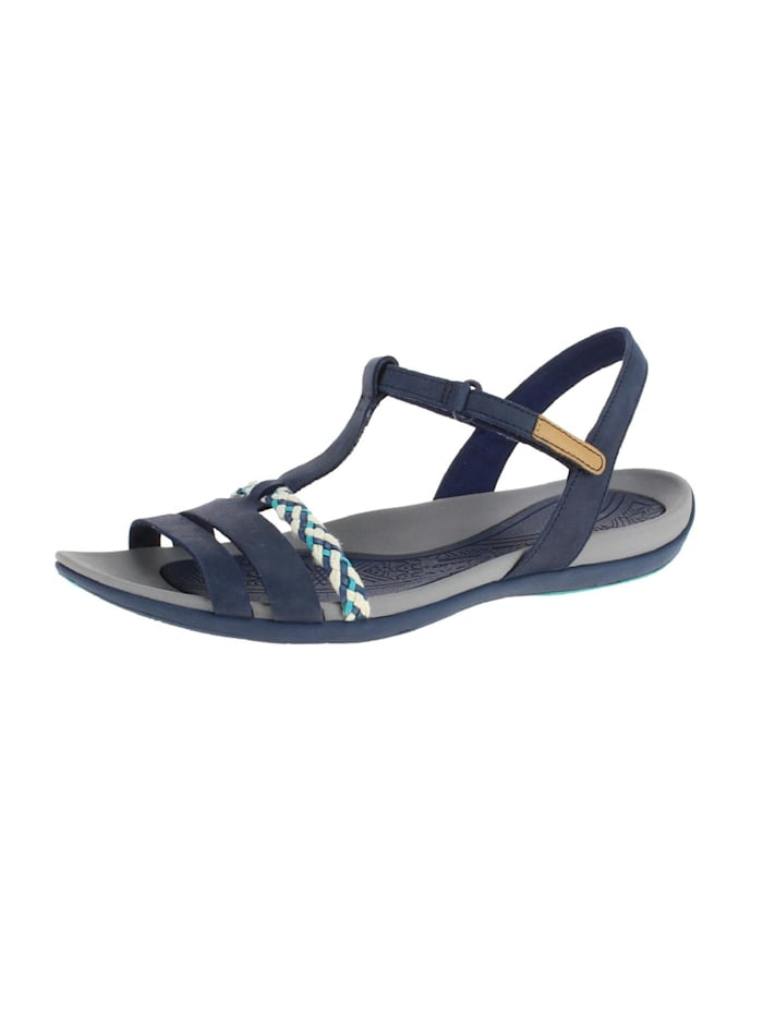 Clarks Sandale Sandale, dunkel-blau