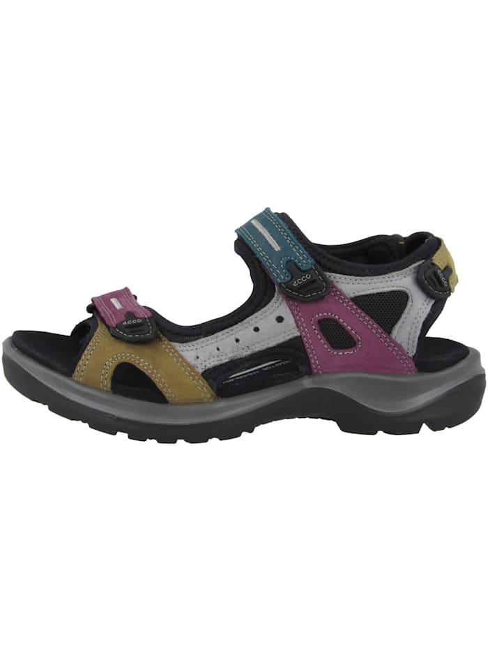 Ecco Sandale Offroad, multicolor