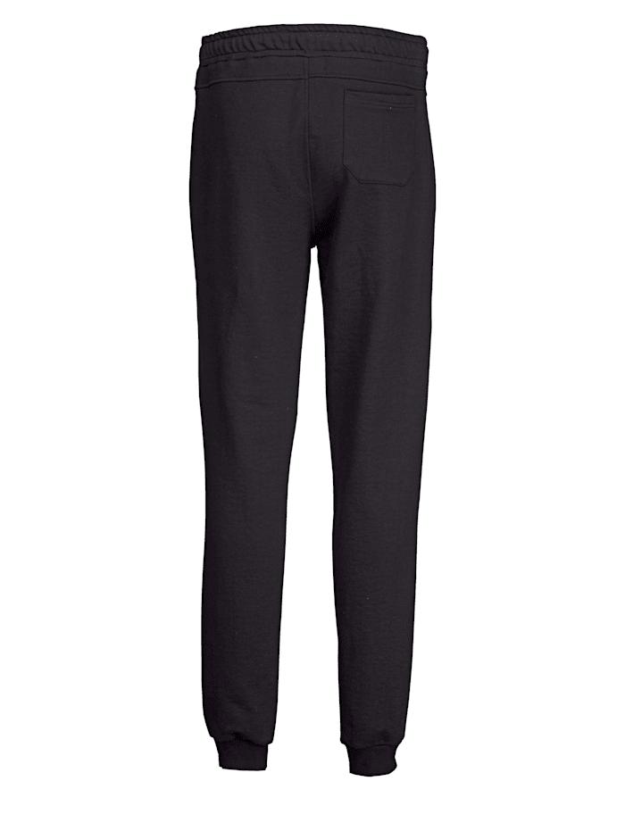 Joggingové nohavice z čistej bavlny