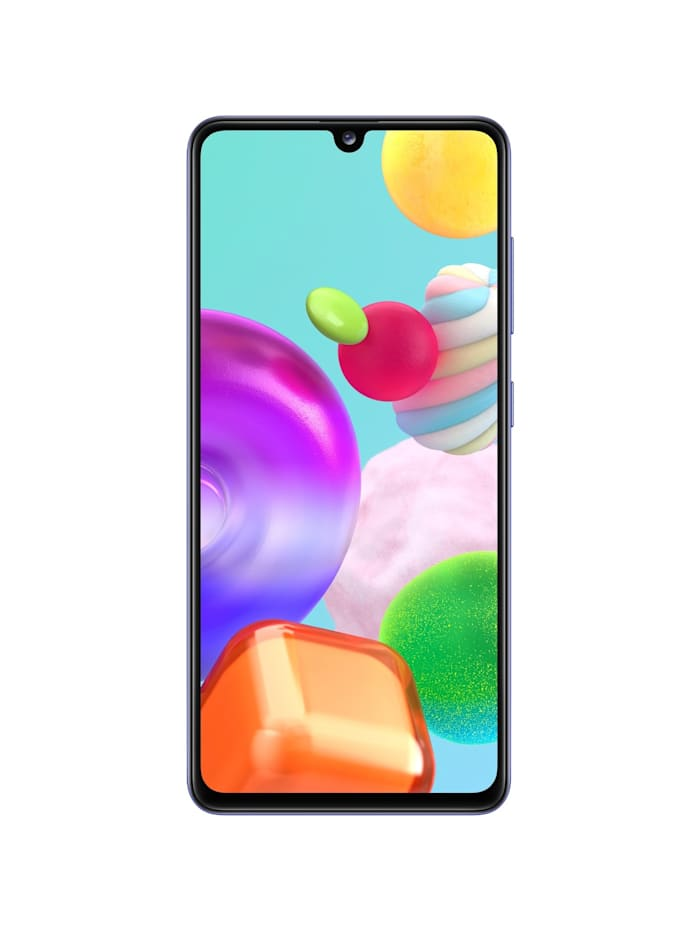 Samsung Handy Galaxy A41 64GB, Blau