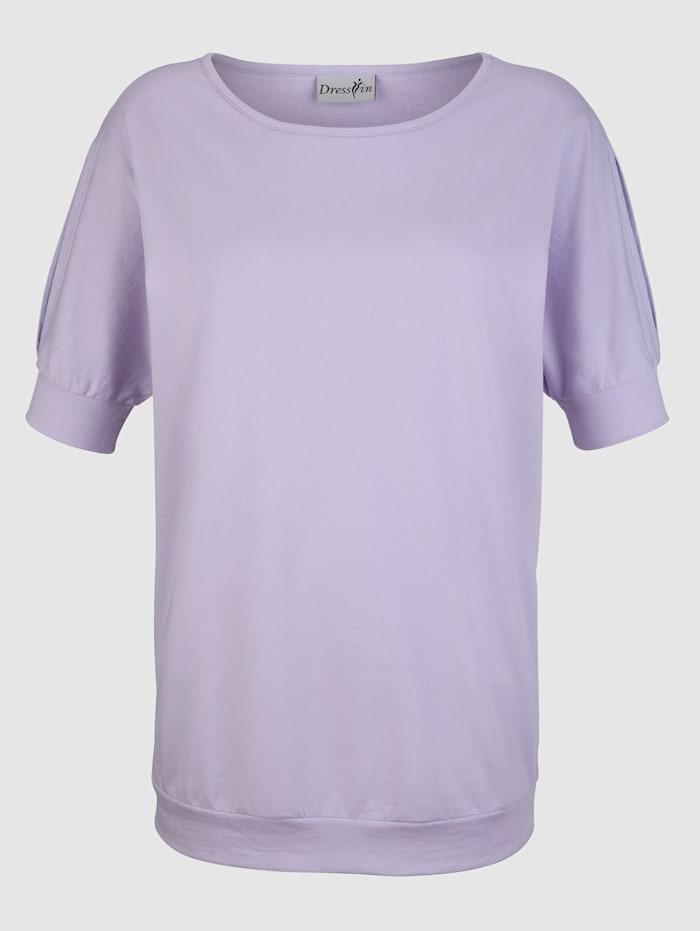 Shirt mit Cut-Out