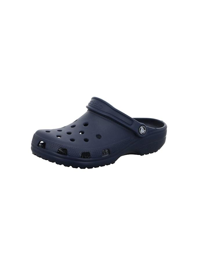 Crocs Herren Pantolette in blau, blau