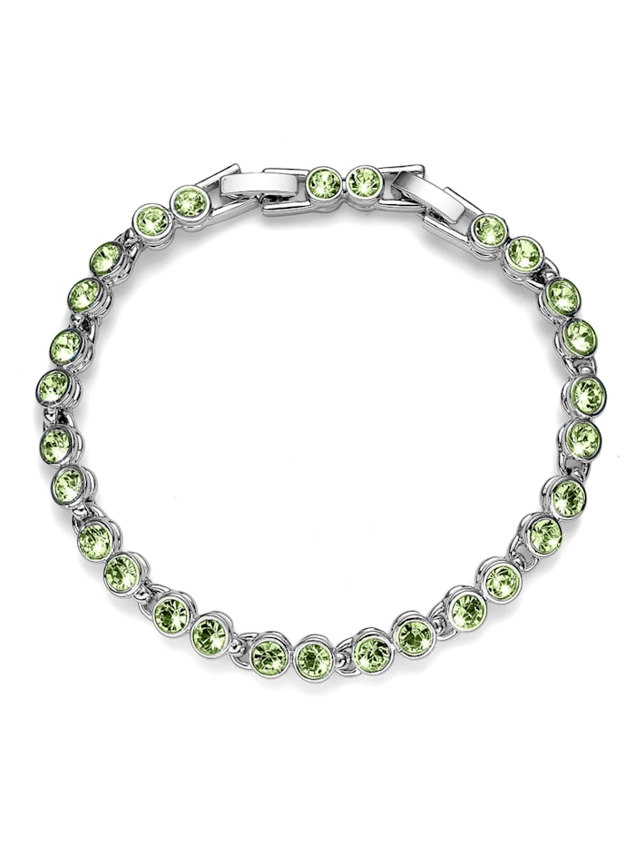 Oliver Weber Armband Tennis, grün