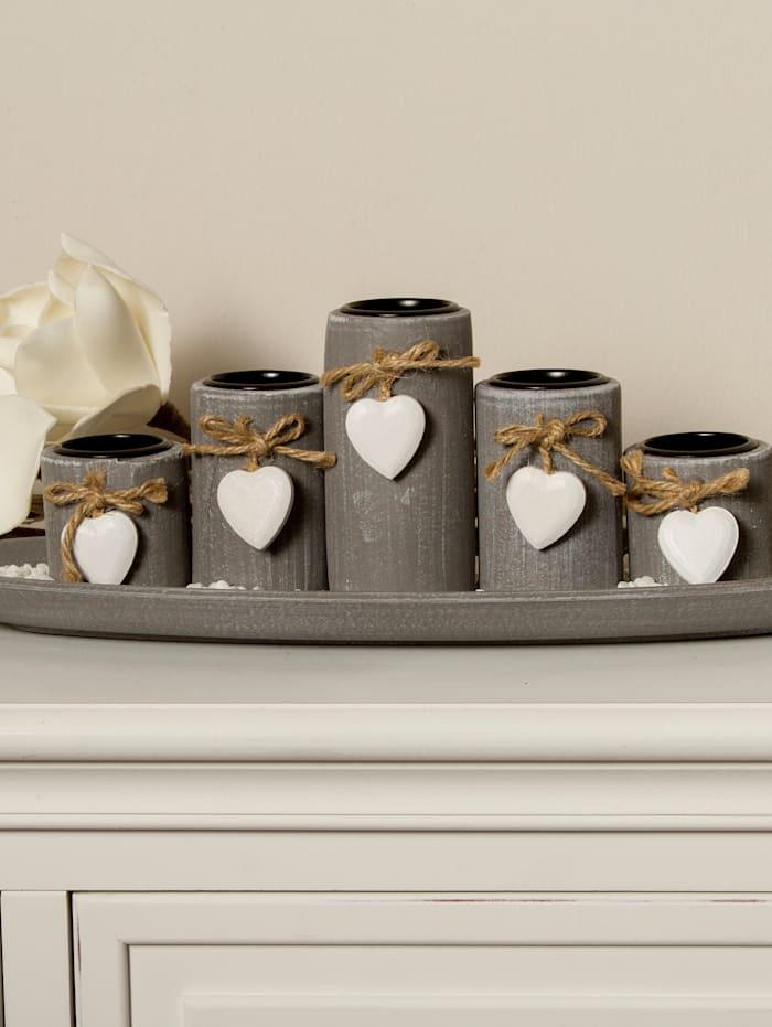Teelichthalter-Set