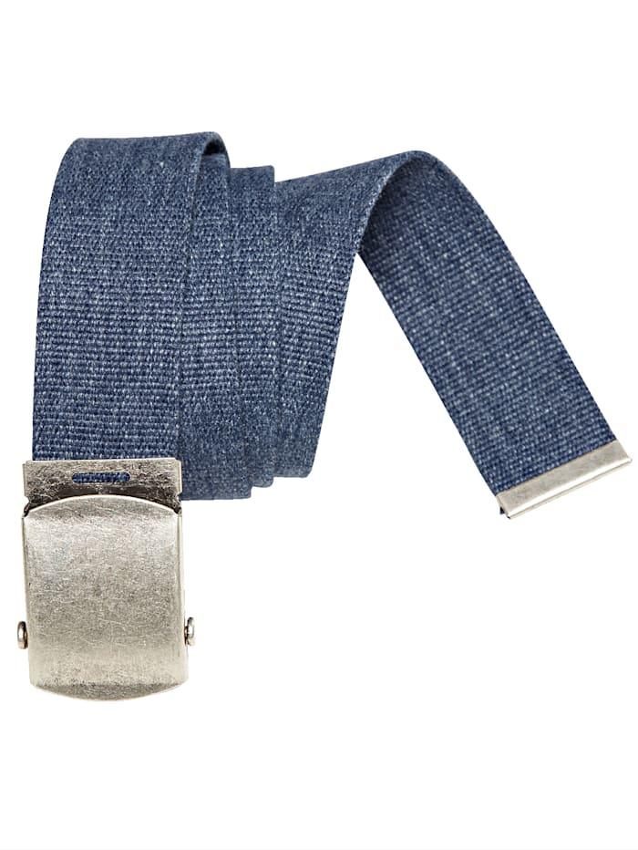 BABISTA Pásek možno individuálně zkrátit, modrá