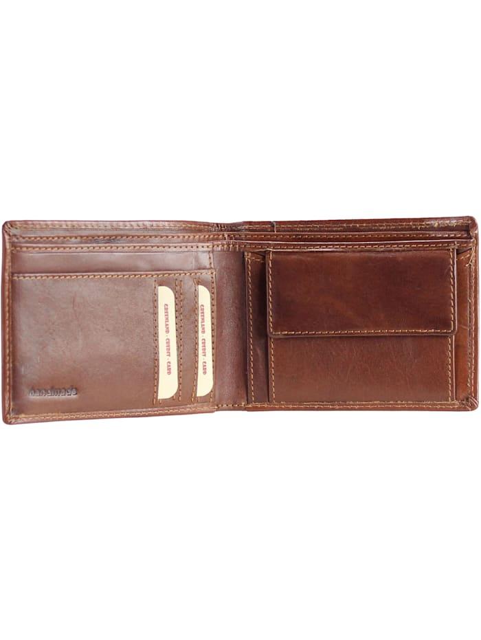 Rubin Geldbörse Leder 12,5 cm