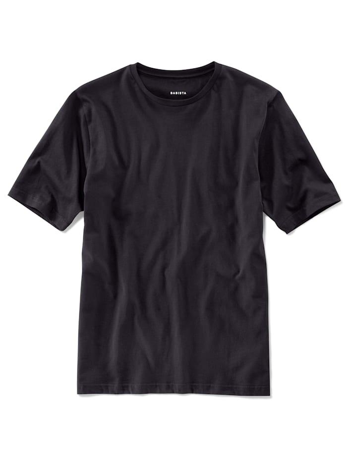 T-Shirt Doppelpack mit Rundhals