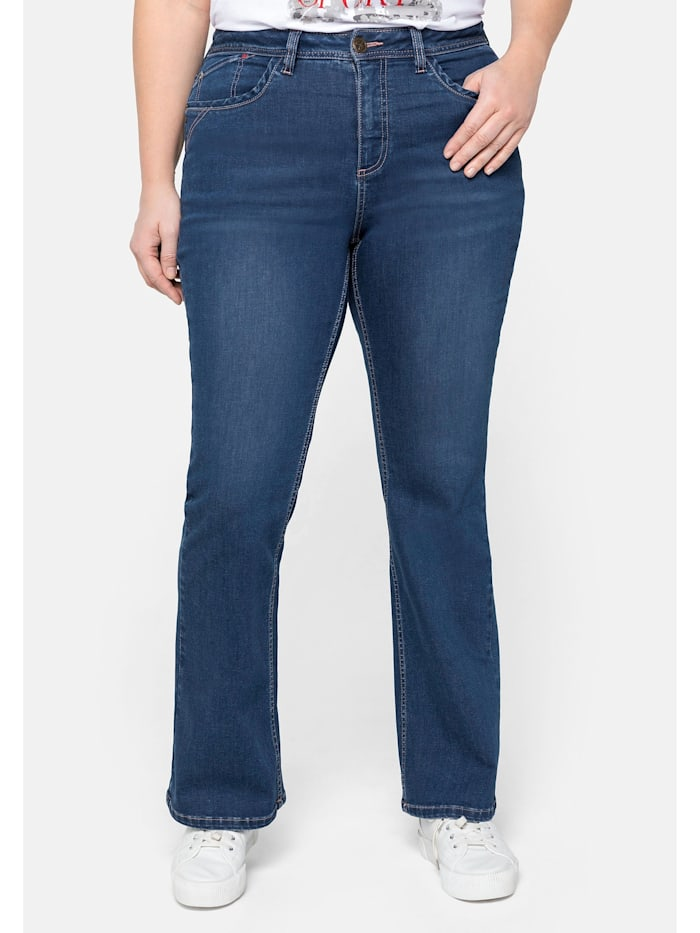 Sheego Sheego Jeans, blue Denim