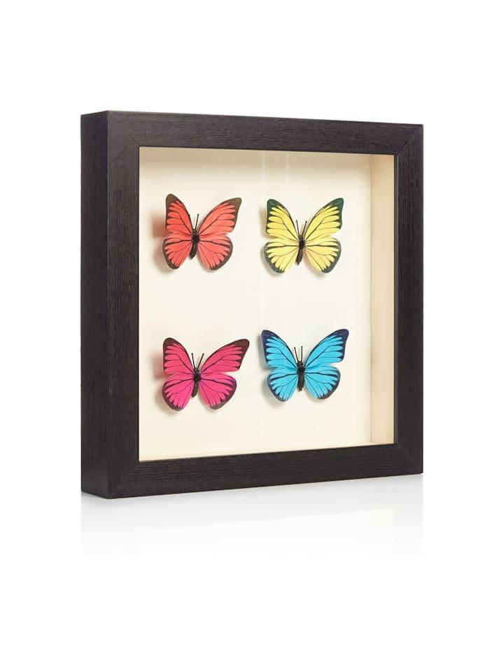 Bilderrahmen Schmetterling