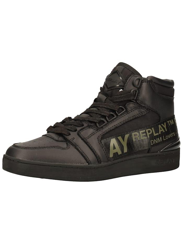REPLAY REPLAY Sneaker, Schwarz