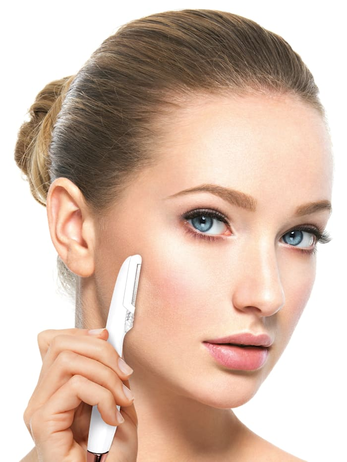 VITALmaxx hårborttagare med LED – Perfect Shave Pro Glow