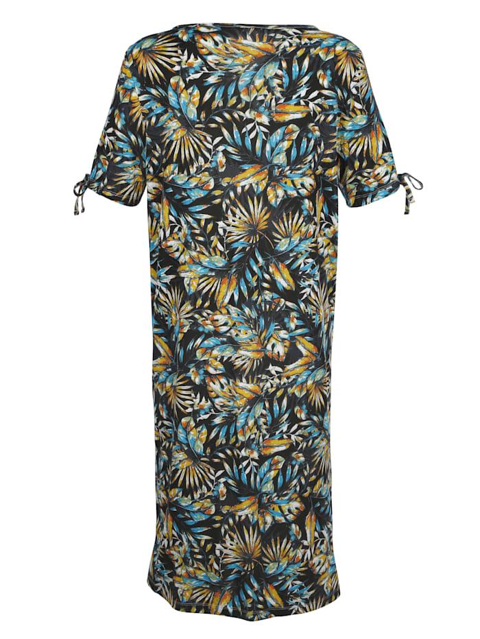 Strandkleid mit regulierbaren Ärmelabschlüssen